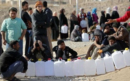 Irak: jusqu'à 20.000 civils pris au piège des combats à Mossoul