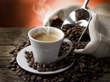 Question : Où se cache la caféine ?