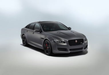 Jaguar Land Rover : Nouvelle version hautes performances XJR575