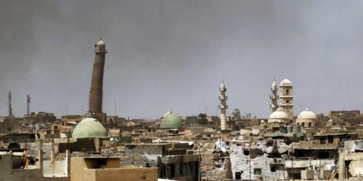 Irak  47 terroristes de Daesh tués par des frappes à l'ouest de Mossoul