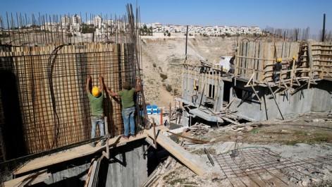 Israël construit un nouvel avant-poste dans le nord de la Cisjordanie (responsable palestinien)