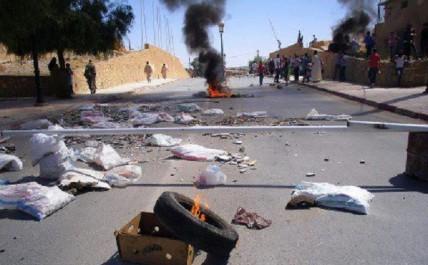 Algérie- Laghouat : la distribution de logements sociaux et de lots de terrain tourne à l'émeute