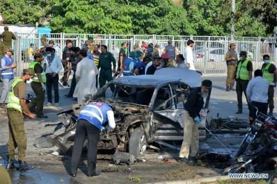 Pakistan: Au moins 26 morts et 49 blessés dans une attaque à la bombe à Lahore