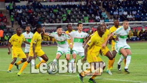 Algérie-Zambie à Constantine ?