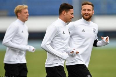 Allemagne – Draxler : «Nous serons prêts face au Chili»