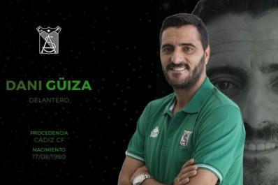 Dani Güiza en D3 espagnole