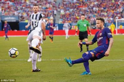 Les deux joueurs que peut recruter le Barça en cas de départ de Neymar