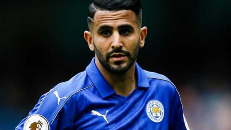 Mahrez à Arsenal avant la fin de  ce week-end