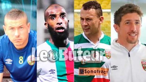 MCA : La direction a décidé de libérer Kacem, Bouguèche, Seguer, Zerdab et Seddiki