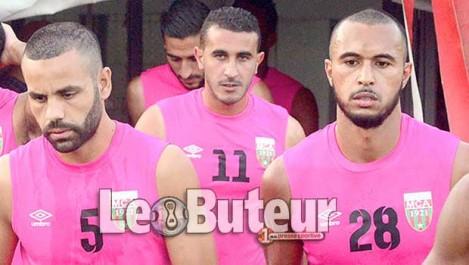MCA : Seddiki et Mokdad tiennent à rester au Mouloudia