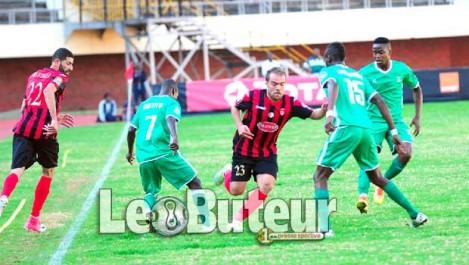 USMA : Caps United bat le Zamalek et relance tout