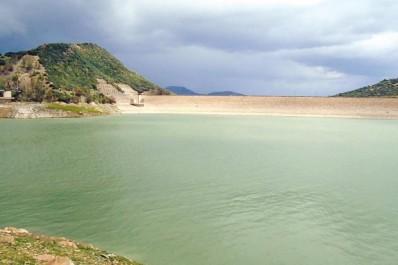 Une réserve pour seulement 7 mois: Le barrage de Bouhamdane à Guelma pratiquement à sec