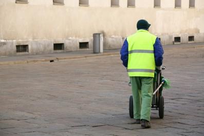 Ces gardiens de la propreté: N'est pas éboueur qui veut