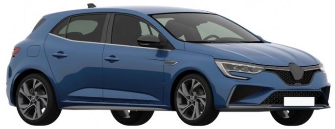 Renault : Le restylage de la Renault Mégane IV se profile