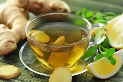 Préparation de la semaine: Eau purifiante au citron et gingembre