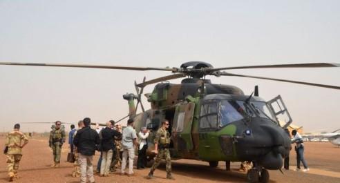 Mali: Un hélicoptère allemand avec deux casques bleus de l'Onu s'écrase dans le nord du pays