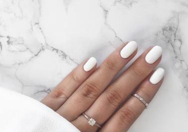 Le blanc: La couleur indémodable pour nos ongles!