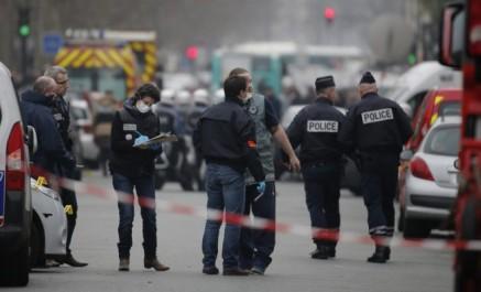 France : explosion devant les locaux de mouvement « action française » à Marseille