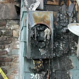 Constantine: 48 compteurs électriques prennent feu