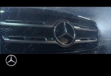 Mercedes-Benz : Teaser-vidéo du pick-up Mercedes-Benz Classe X