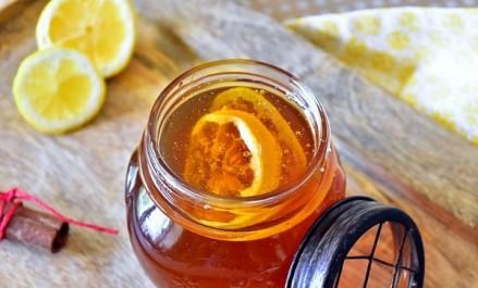 Sirop de miel fait-maison