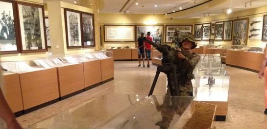 Musée central de l'Armée: Portes ouvertes sur l'industrie militaire