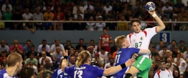 Mondial de handball (U-21): l'Algérie s'incline face à l'Islande (22-25)