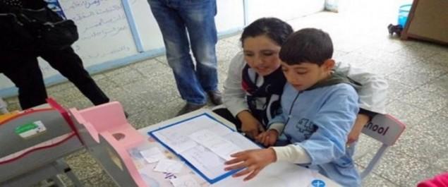 Constantine – El Khroub: Une école pour les enfants à besoins spécifiques
