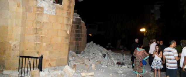 Turquie: un puissant séisme touche la station balnéaire de Bodrum