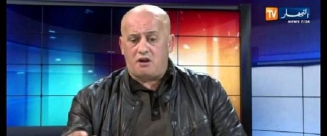 MCA: Sonatrach limoge Omar Ghrib