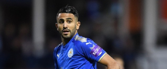 Leicester City refuse une offre de 35 millions de dollars pour Riyad Mahrez