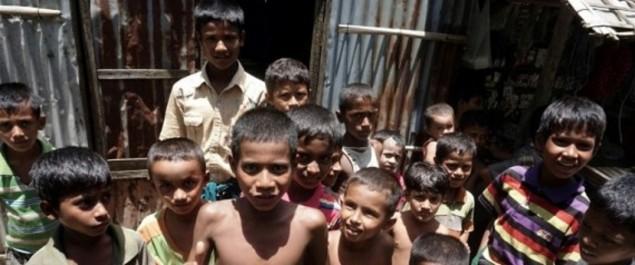 «Nous n'avons d'humain que le nom»: le désespoir des Rohingyas birmans des camps