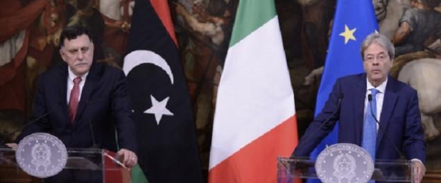 Al Sarraj dément avoir demandé à l'Italie l'entrée de navires militaires dans les eaux territoriales libyennes