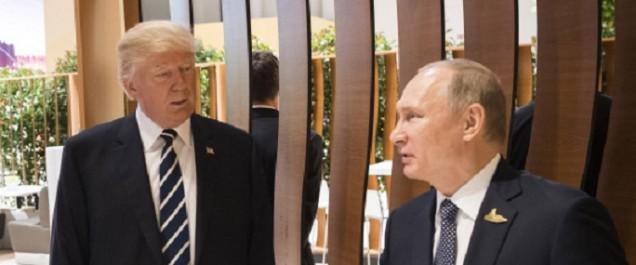 Trump: la rencontre avec Poutine a été «formidable»