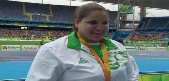 Mondiaux-2017 : l'Algérienne Nassima Saifi en or au lancer de poids