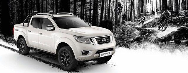 Nissan relance la série limitée Navara Trek-1°