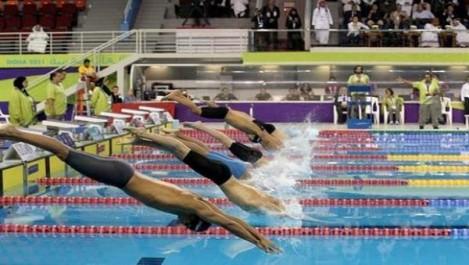 Championnats du monde de natation: Nazim Belkhodja éliminé au 1er tour