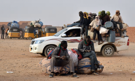Lutte contre l'immigration clandestine : une aide de 10 millions d'euros de l'UE au Niger