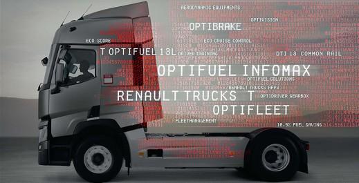 Renault Trucks Algérie : Optifuel Challenge 2017