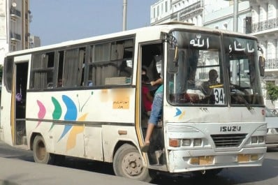 Les habitants de Sidi-Bouzid réclament le transport