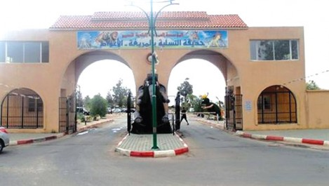 Vers la relance de l'exploitation du parc de M'reigha et du jardin botanique de Laghouat