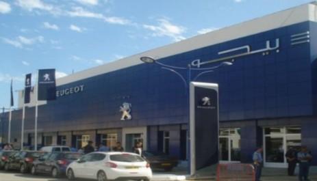Convention de partenariat entre le ministère de la Formation professionnelle et la société Peugeot Algérie
