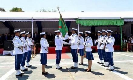 Ecole de police de Dar El Beida: sortie de la 2e promotion d'agents de police