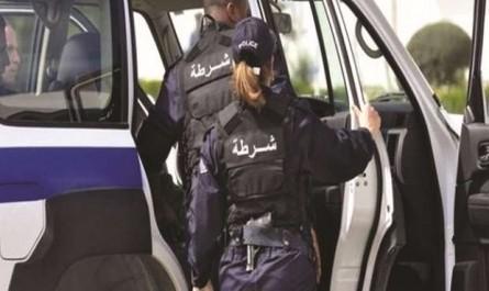 Plus de 100 personnes impliquées dans des affaires criminelles arrêtées dans plusieurs wilayas