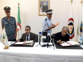 Une convention de coopération entre la Protection civile et les Douanes algériennes