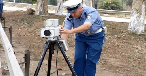 Des radars pour la police