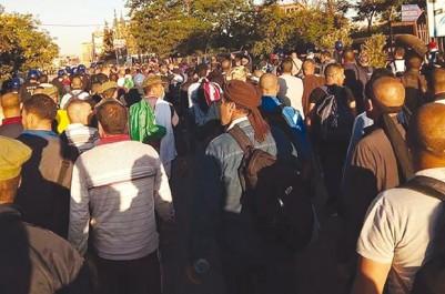 Boumerdès : La marche des retraités et des invalides de l'ANP avortée à Tidjelabine