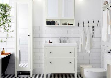 Petite salle de bain: Quelle couleur choisir ?