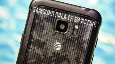Samsung Galaxy S8 Active : une photo en haute définition nous montre son très joli design renforcé!