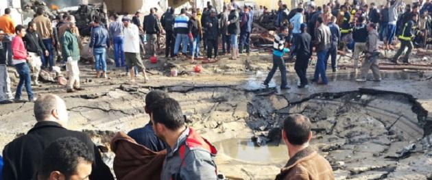 Egypte: Sept civils tués par l'explosion d'une voiture piégée dans le Sinaï